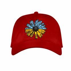 Детская кепка Українська квітка - FatLine