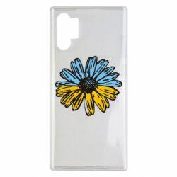 Чехол для Samsung Note 10 Plus Українська квітка