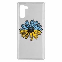Чехол для Samsung Note 10 Українська квітка