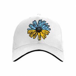 Кепка Українська квітка