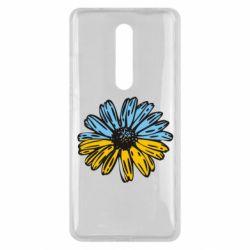 Чохол для Xiaomi Mi9T Українська квітка