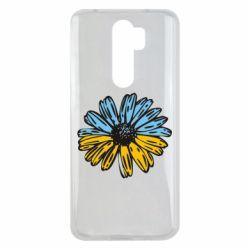 Чехол для Xiaomi Redmi Note 8 Pro Українська квітка