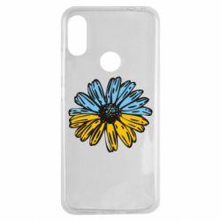 Чехол для Xiaomi Redmi Note 7 Українська квітка