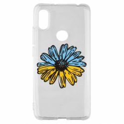 Чехол для Xiaomi Redmi S2 Українська квітка