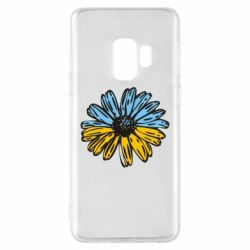 Чехол для Samsung S9 Українська квітка