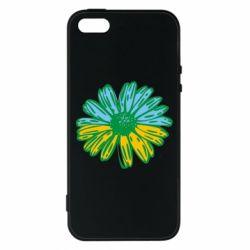 Чехол для iPhone5/5S/SE Українська квітка