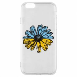 Чехол для iPhone 6/6S Українська квітка
