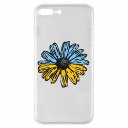 Чехол для iPhone 7 Plus Українська квітка