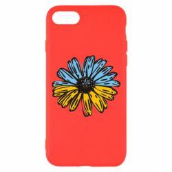 Чехол для iPhone 8 Українська квітка