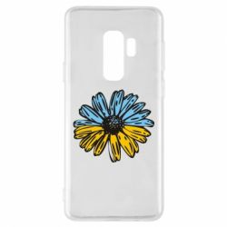 Чехол для Samsung S9+ Українська квітка