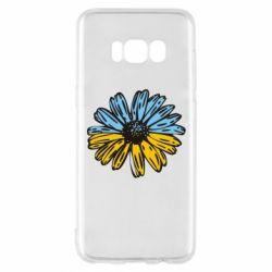Чехол для Samsung S8 Українська квітка