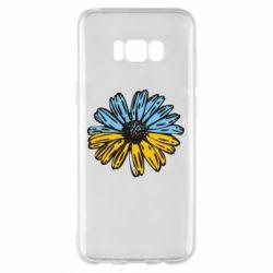 Чехол для Samsung S8+ Українська квітка