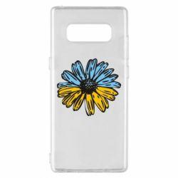 Чехол для Samsung Note 8 Українська квітка