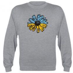 Реглан Українська квітка - FatLine