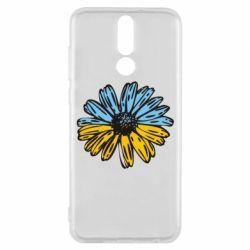 Чехол для Huawei Mate 10 Lite Українська квітка - FatLine