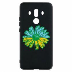 Чехол для Huawei Mate 10 Pro Українська квітка - FatLine