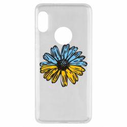 Чехол для Xiaomi Redmi Note 5 Українська квітка