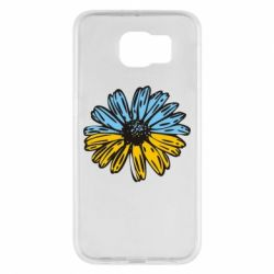 Чехол для Samsung S6 Українська квітка
