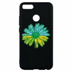Чехол для Xiaomi Mi A1 Українська квітка