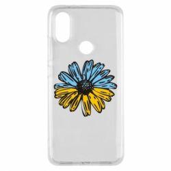 Чохол для Xiaomi Mi A2 Українська квітка