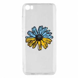Чохол для Xiaomi Mi5/Mi5 Pro Українська квітка