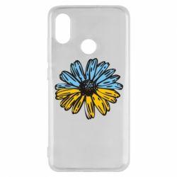 Чехол для Xiaomi Mi8 Українська квітка