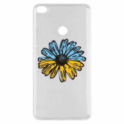 Чехол для Xiaomi Mi Max 2 Українська квітка