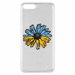 Чехол для Xiaomi Mi Note 3 Українська квітка