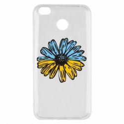 Чехол для Xiaomi Redmi 4x Українська квітка - FatLine