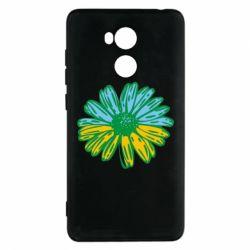 Чехол для Xiaomi Redmi 4 Pro/Prime Українська квітка - FatLine