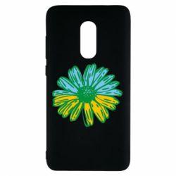 Чехол для Xiaomi Redmi Note 4 Українська квітка
