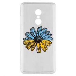 Чехол для Xiaomi Redmi Note 4x Українська квітка