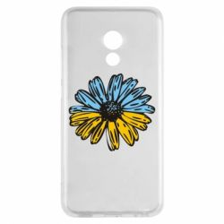 Чехол для Meizu Pro 6 Українська квітка - FatLine