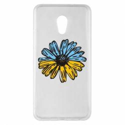 Чехол для Meizu Pro 6 Plus Українська квітка - FatLine