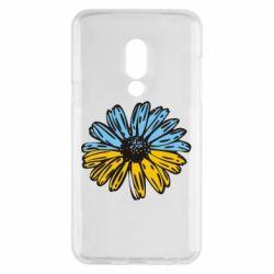 Чехол для Meizu 15 Українська квітка - FatLine
