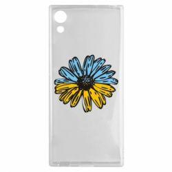 Чехол для Sony Xperia XA1 Українська квітка - FatLine