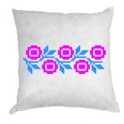 Подушка Українська вишивка