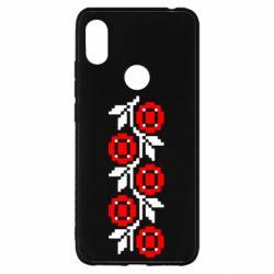 Чехол для Xiaomi Redmi S2 Українська вишивка