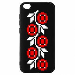 Чехол для Xiaomi Redmi Go Українська вишивка