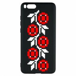 Чехол для Xiaomi Mi Note 3 Українська вишивка - FatLine