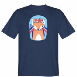 Чоловіча футболка Українська лисиця