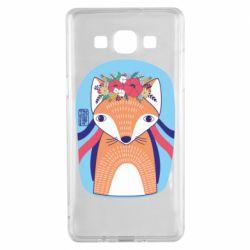 Чохол для Samsung A5 2015 Українська лисиця