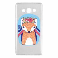 Чохол для Samsung A7 2015 Українська лисиця