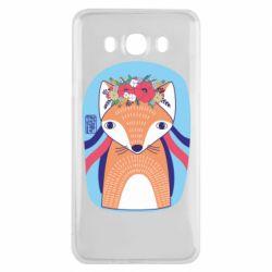 Чохол для Samsung J7 2016 Українська лисиця