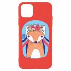Чохол для iPhone 11 Українська лисиця