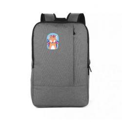 Рюкзак для ноутбука Українська лисиця
