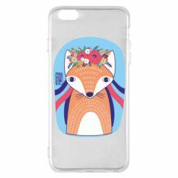 Чохол для iPhone 6 Plus/6S Plus Українська лисиця