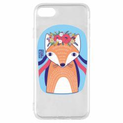 Чохол для iPhone 7 Українська лисиця