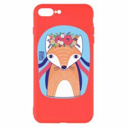 Чохол для iPhone 7 Plus Українська лисиця
