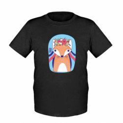 Дитяча футболка Українська лисиця